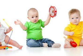 Peso e altura das crianças: parâmetros normais