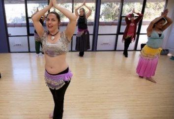 Danse du ventre pour les débutants va aider les femmes à devenir plus séduisante