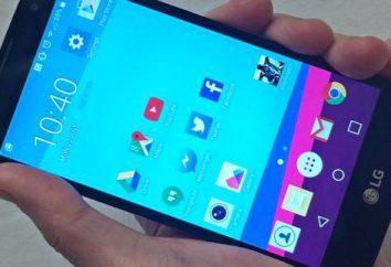 LG G4C: revisión de teléfonos inteligentes