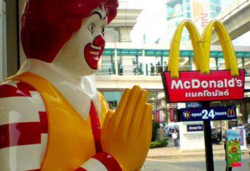 """Alguns segredos que se escondem de nós no """"McDonalds"""""""