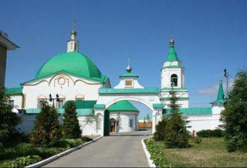 Monastero di Santa Trinità (Cheboksary): Storia