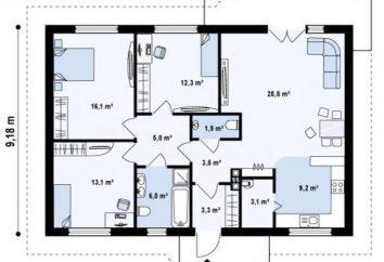 Der Bau der Häuser aus Gasbeton eigenen Händen: Eigenschaften, Berechnung und Empfehlungen