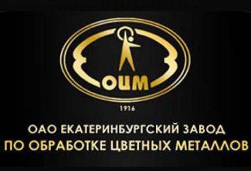 """OAO """"Jekaterynburg roślin do obróbki metali nieżelaznych"""": staff"""