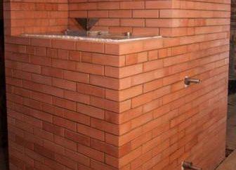 baño de horno con las manos: características de diseño