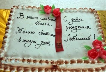 Jakie są napisy na ciastka?