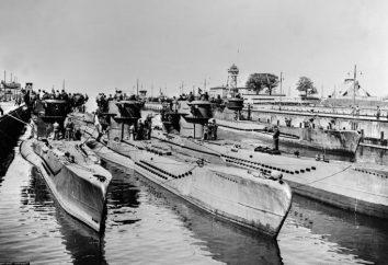 """""""Lobos Doenitz 'submarinos e do Terceiro Reich"""