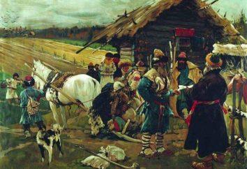L'abolizione della servitù della gleba: brevemente le cause e le conseguenze