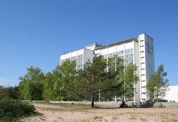 """Sanatorium """"White Nights"""" (Sestroretsk): fotos e avaliações"""
