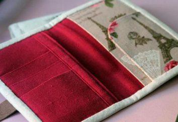 Hacer la cubierta de un pasaporte: ideas. cubierta divertida del pasaporte