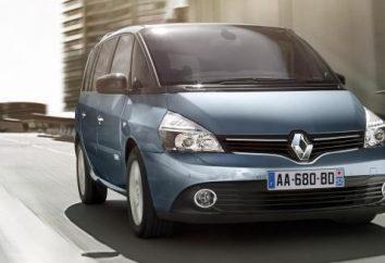 """""""Renault Espace 4"""": la descrizione, le specifiche, le foto"""