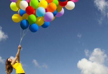 Ponieważ książka sen mówi Balony zobaczyć złe. To jest naprawdę?