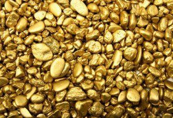 Gdzie można znaleźć złoto? szczegółowa analiza