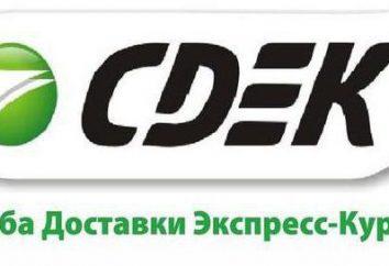 """serviço de correio """"SDEK"""": feedback dos funcionários, serviços e características do"""