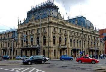 Łódź (Polska). Celowniki