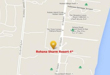 Rehana Sharm Resort 4 * (Egipto, Sharm el-Sheikh): descripción del hotel, fotos y comentarios