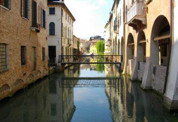 Ville Trévise. Italie et ses caractéristiques
