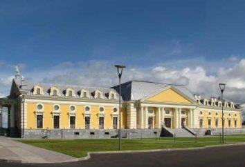 """Ristorante """"Palazzo d'Estate"""" in Peterhof: indirizzo, menù, recensioni"""
