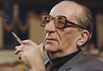 Gieorgij Tovstonogov (1915-1989), reżyser teatralny: biografia, kreatywność