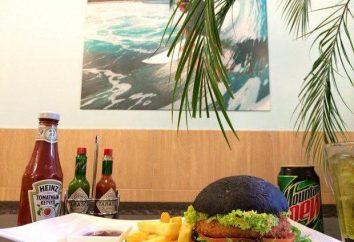 Burgernye Petersburg: lista najlepszych zdjęć i opinii