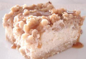 gâteau royal avec fromage à la crème – riche, parfumé et délicieux dessert