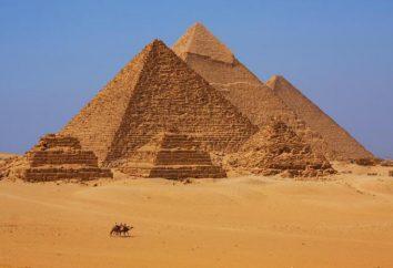 Una soluzione interessante: come antichi egizi spostato i blocchi di pietra massiccia per le piramidi