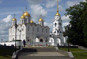 Vladimir Population: passé et présent