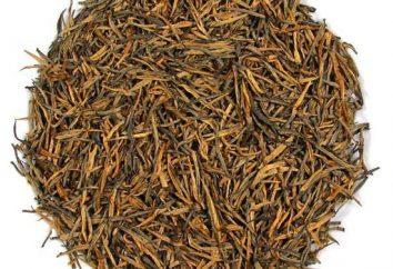 Tea Dyan Hun: variedades e propriedades úteis da bebida