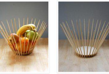 Co może być wykonany z deskami do sushi? Rzemiosło i stosować w życiu codziennym