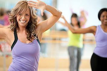 Taniec aerobik – ścieżka zdrowia i doskonałości