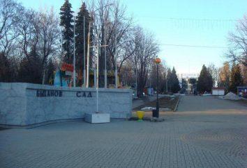 """""""Bykhanov Garden"""" – um dos mais antigos parques de Lipetsk"""