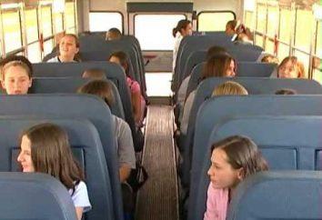 Regras de conduta no ônibus. O que todos devem saber o passageiro?