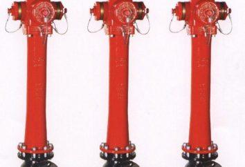 Kolumna ognia – ważna część systemu przeciwpożarowego