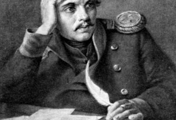 "Análise do poema de Lermontov ""The Prisoner"". emoções pesadas do poeta"