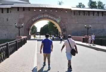 Saint-Pétersbourg – Novgorod: options de voyage
