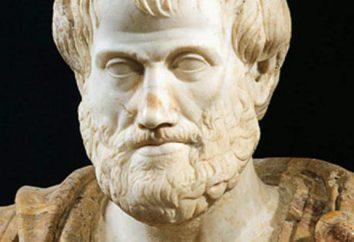 Aristotele Ontologia: la descrizione, l'essenza e il significato. Ontologia e logica aristotelica