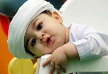 Muzułmańscy nazwach chłopcy: co wybrać