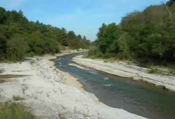 Rzeka Podkumok: opis, wędkarstwo, zdjęcia