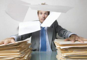 Les travaux dans le cadre du contrat sans dossier d'emploi: avantages et inconvénients