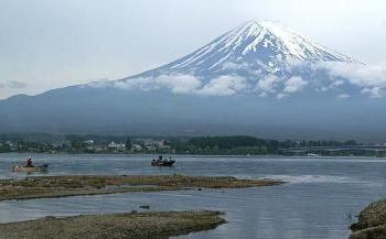 Co wulkan w Japonii, najbardziej znany?