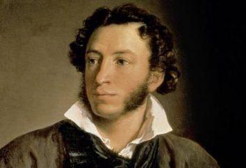 """AS Pushkin, """"O Poeta ea multidão"""": uma análise poema"""
