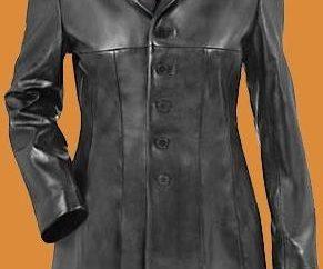 Veste en cuir femme – détail hors du temps de garde-robe