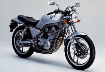 Yamaha SRX 400 – das beliebte leichte Motorrad