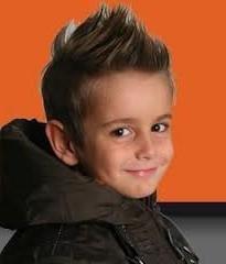 fryzury najmodniejsze dziecięce dla chłopców