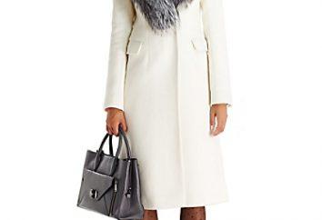 Jak modny płaszcz wolą znanych marek?