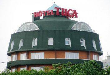 Günstige Hotels in Kiew: eine Übersicht, Merkmale und Bewertungen