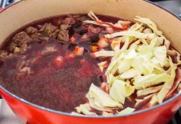 """Un classico borscht """"Mosca"""" – una ricetta da tempo immemorabile"""