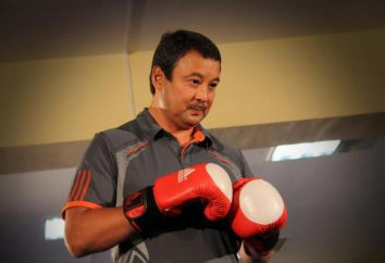 boxer Serik Konakbaev Soviética e político: biografia