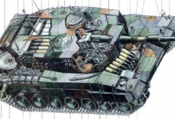 "Tank ""Leopard 2A7"": charakterystyka, zdjęcia"