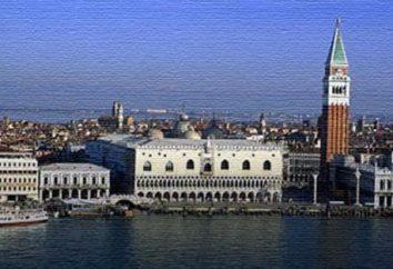 município de Veneza: Marcos com fotos e descrição