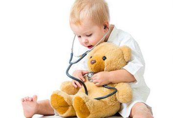 Cosa fare se un bambino ha prolasso rettale? motivi